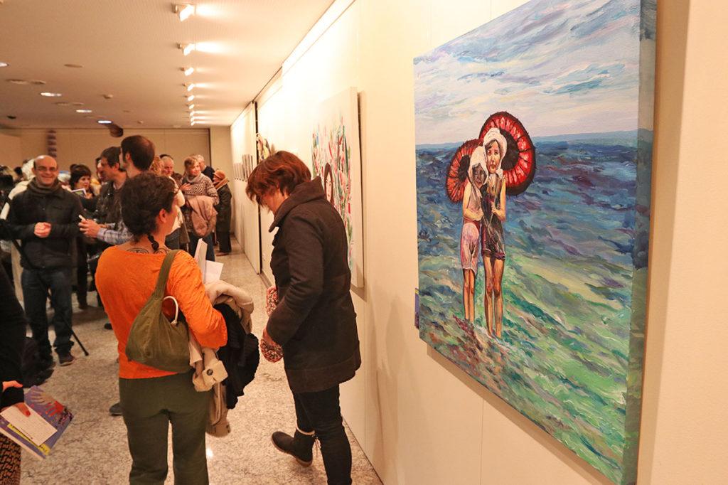"""Joana Martos, artista: """"Hem de deixar de distingir entre persones malaltes i sanes"""""""