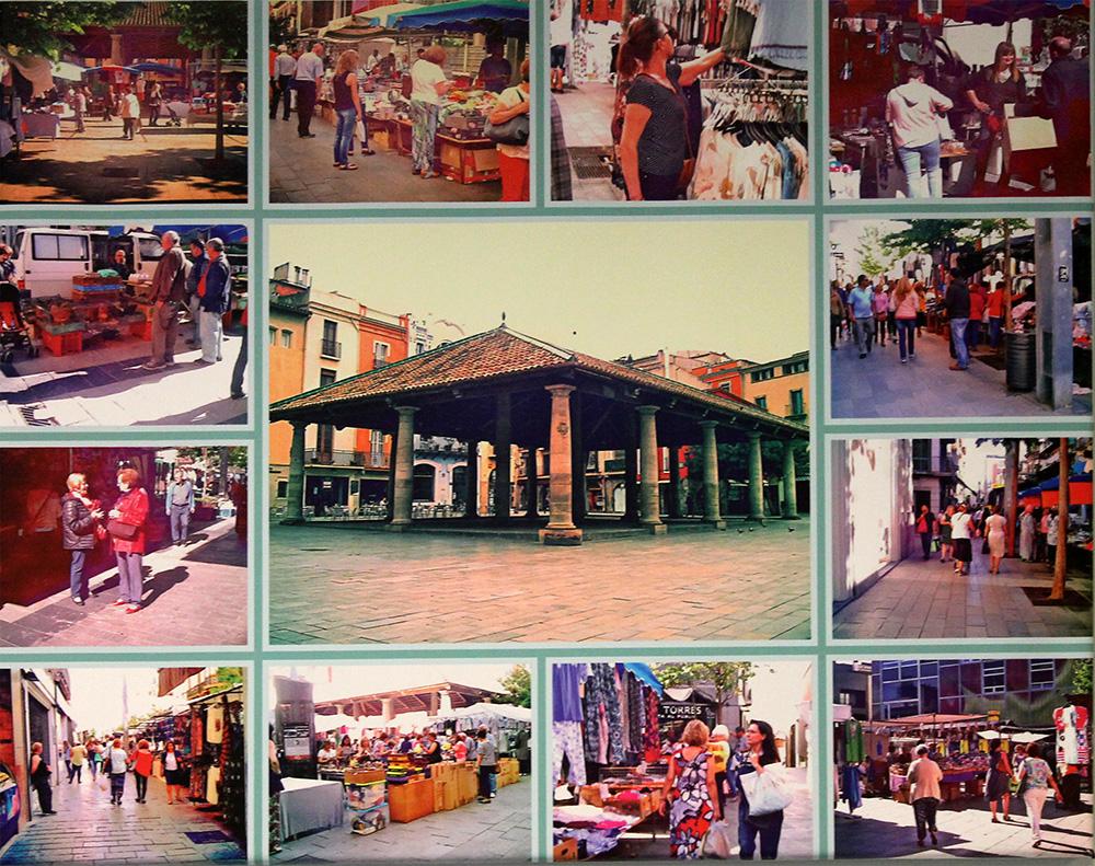 Exposició de les obres del Vallès Oriental a Granollers