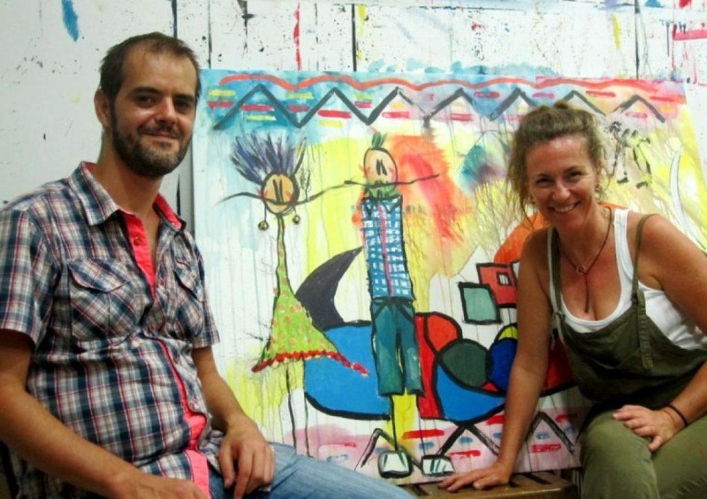Els comerços de la Unió de Botiguers de Reus col·laboren amb el projecte Parelles Artístiques